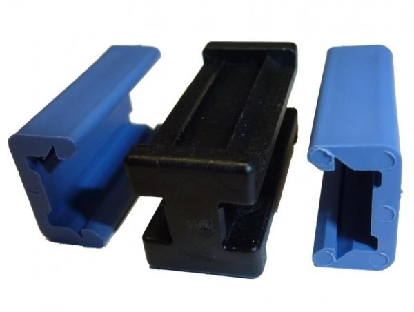 4 Stück DC - Verbinder Quetschverbinder für Aspöck Kabelleitungen