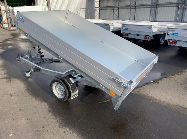 Heck-Kipper 1500 kg 256x150 cm Rückwärts Kipper