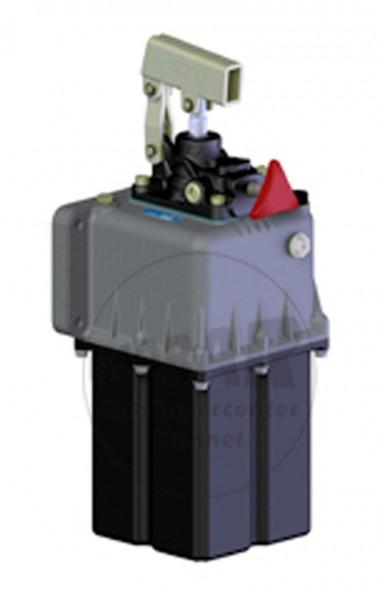 Handpumpe 5 Liter für Kippanhänger Typ PMS45 45cm³
