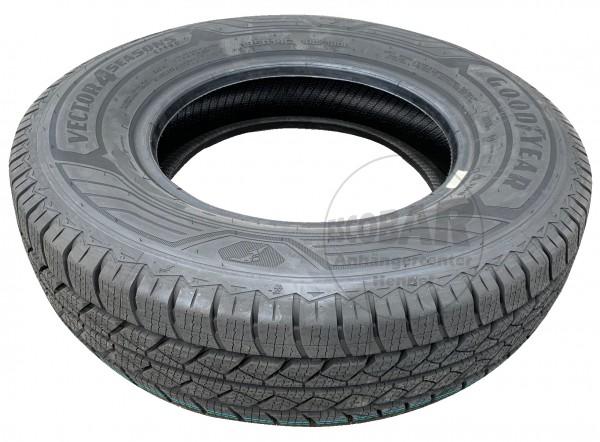 185R14C GOODYEAR VECTOR 4S CARGO Reifen mit Index: 102R Tragfähigkeit : 850 kg 185/80R14